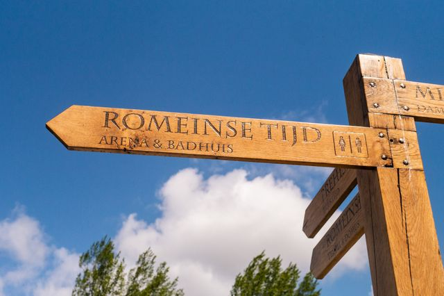The Romans in the Netherlands | Romeinse Limes Nederland en